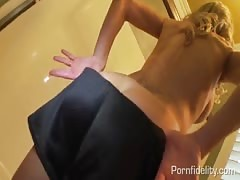 Hardcore workout action with the awesome big-breasted sluts
