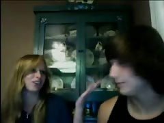 Taylor Welsh flashing on chatroulette