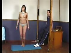 Instructor Spanking & Fingering Teen 046 xLx