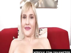 First Time in Porn for Darina
