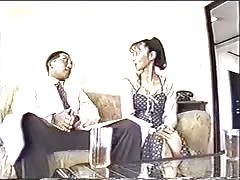Pregnant Chinese Patient with doctor