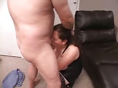 Big-ass BBW is being pounded in her favorite poses