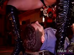 Harmony Vision Sophie Dee wants his cum