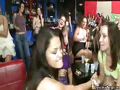 Lots of amateur sluts getting into perverted party