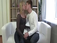 Casual Teen Sex - Blonde fucked by a pickuper